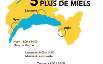 Samedi 14 novembre 2020 : Journée Cantonale du Miel